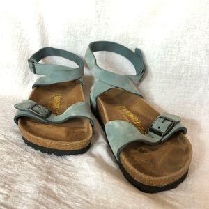 Birkenstock Sandals - Ankle Wrap Style